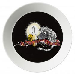 Moomin Plate Ancestor Black...