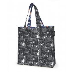 Finlayson Moomin Reversible Shopping Bag Magic Comics 45 x 42 cm