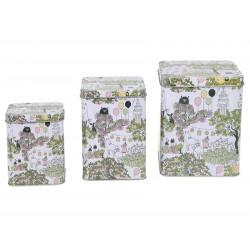 Moomin Garden Set of 3 Tin...