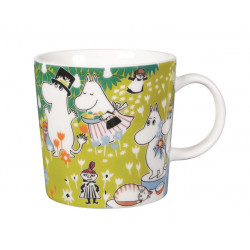 Moomin Mug Tove Jansson 100 Years Anniversary Celebration