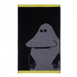 Moomin Hand Towel Groke Grey 30 x 50 cm Finlayson