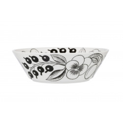 Black Paratiisi Bowl 17 cm Arabia