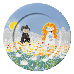 Moomin Friendship Serving Plate 30 cm Arabia