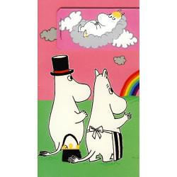 Moomin Card Moominmamma...