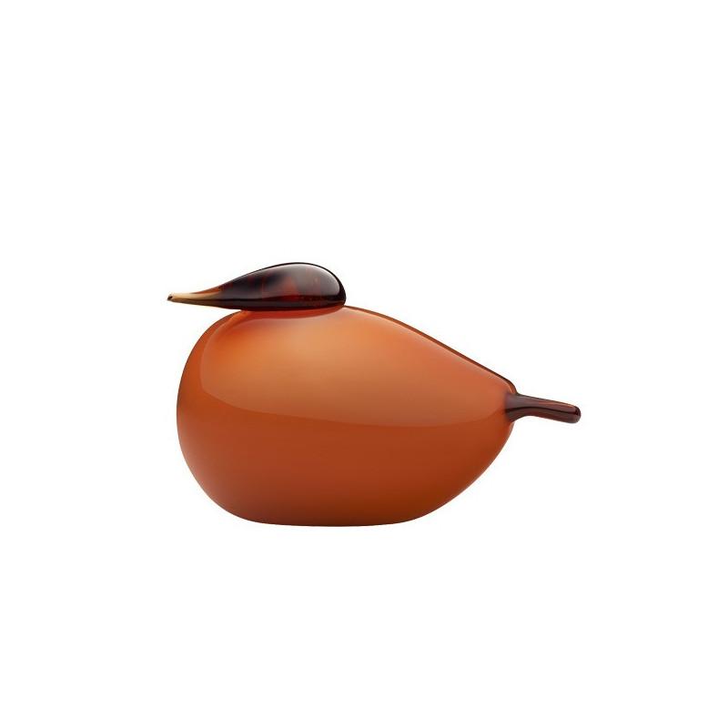 Birds by Toikka Kuulas Seville Orange 140 x 90 mm
