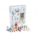 Moomin Advent Calendar with Plastic Figures 2016 Martinex