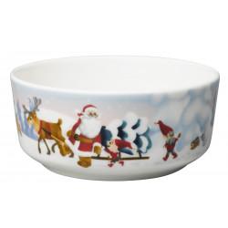 Santa Claus Bowl 15 cm Arabia