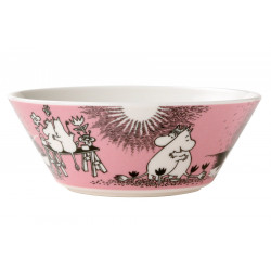 Moomin Bowl Love 15 cm Arabia