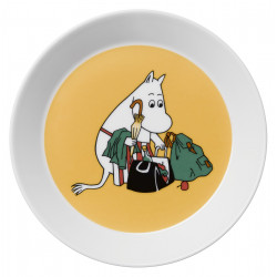 Moomin Plate Moominmamma Arabia