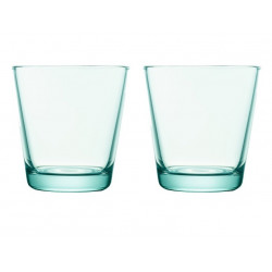 Kartio Water Green 21 cl 2 pcs Iittala