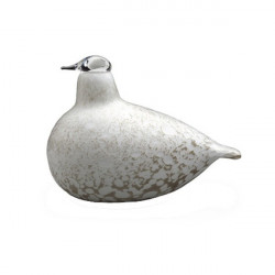 Birds by Toikka Willow Grouse Riekko 110 x 150 mm Iittala