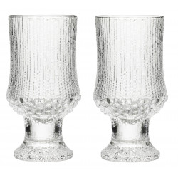 Ultima Thule Goblet Glass 0.34 L Set of 2 Iittala
