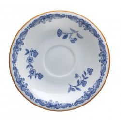 Ostindia Tea Saucer 16.5 cm for Tea Cup 0.28 L
