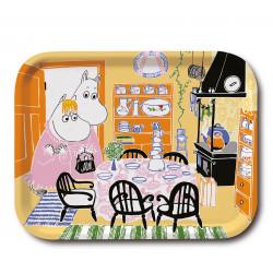 Moomin Birch Tray Kitchen...