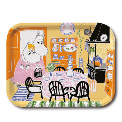 Moomin Birch Tray Kitchen 27 x 20 cm