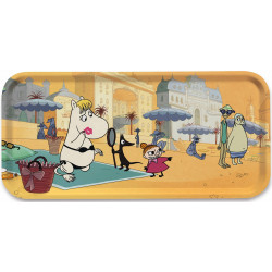 Moomin Birch Tray 32 x 15 cm Riviera Beach