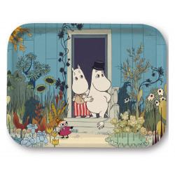 Moomin Birch Tray 32 x 20 cm Riviera Doorstep