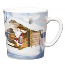 Arabia Santa Claus Mug 0.3 L Sauna