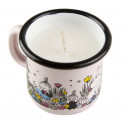 Moomin Enamel Mug with Candle Moment Together 0.15 L
