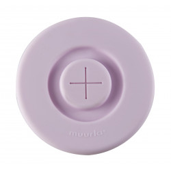Silicon Lid Pink for Enamel Mug 0.37 L