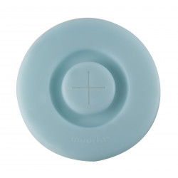 Silicon Lid Blue for Enamel Mug 0.37 L