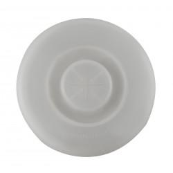 Silicon Lid Transparent for Enamel Mug 0.37 L