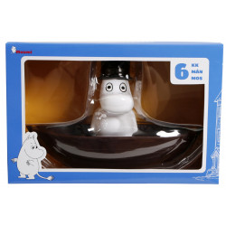 Moomin Bathtub Play Set Moominpappa and Boat