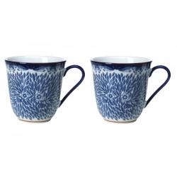 Ostindia Floris Mug 0.3 L 2 pcs