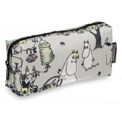 Moomin Small Cosmetics Bag Celebration Tove 100 18 x 11 cm