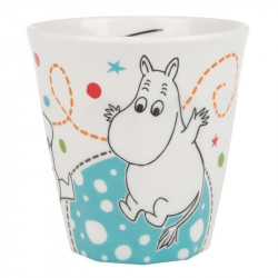 Moomin Children Melamine Party Mug 0.25 L Troll Circles Martinex