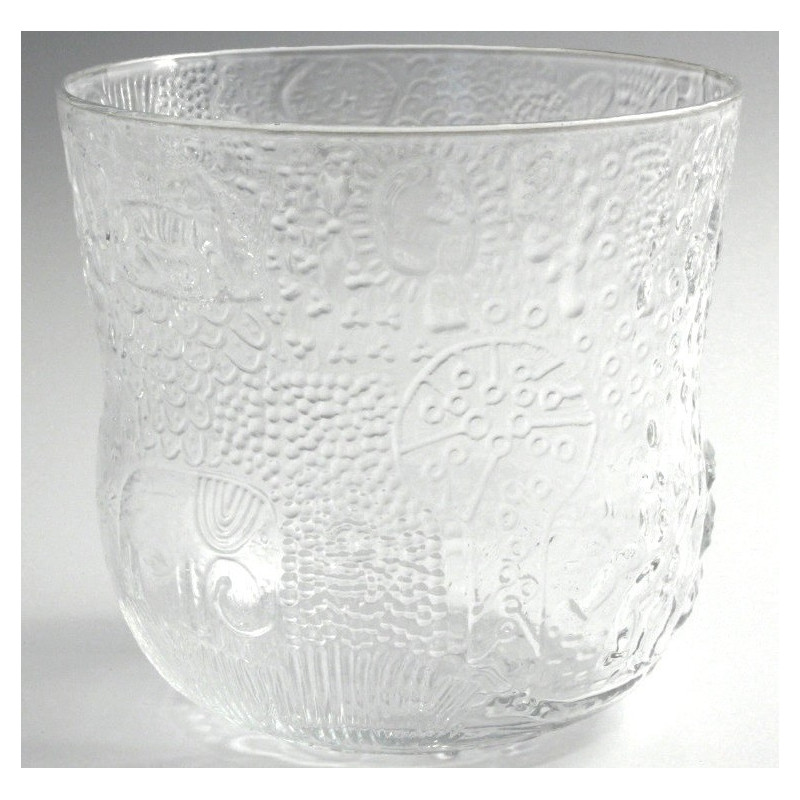Fauna Glass Bowl 3.9 L Iittala