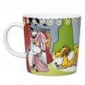 Moomin Seasonal Mug Summer Theater Summer 2017 Arabia