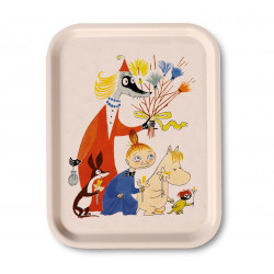 Moomin Birch Tray Easter...