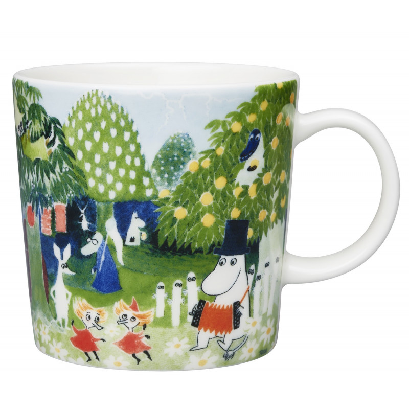 Moomin Valley Mug Moominvalley Summer 2017 Arabia