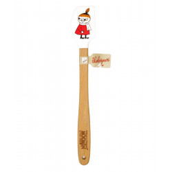 Moomin Silicone Mini Spatula White Little My Martinex