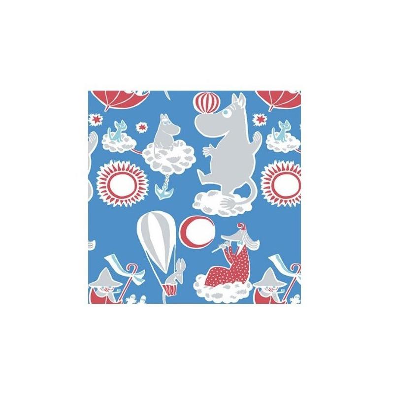 Moomin Paper Napkins Dream 20 pcs 24 x 24 cm