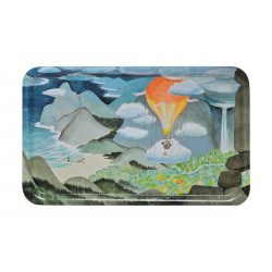 Moomin Birch Tray Moomin Valley 53 x 32 cm