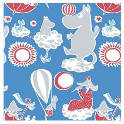 Moomin Paper Napkins Dream 20 pcs 33 x 33 cm