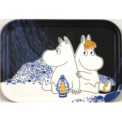 Moomin Birch Tray Night 27...