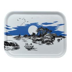 Moomin Birch Tray Island 27 x 20 cm