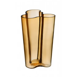 Alvat Aalto Vase Desert Brown 251 cm Iittala