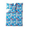 Moomin Duvet Cover Pillowcase Dream Red 150 x 210cm 55 x 65 cm