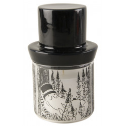 Moomin Candle with Extinguisher Moomin Pappa 13.5 cm Muurla