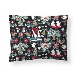 Moomin Pillowcase Magic Red...