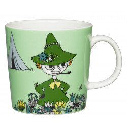 Moomin Mug Snufkin Green 2015 0.3 L Arabia
