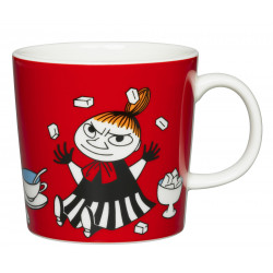 Moomin Mug 0.3 l Little My Red 2015 0.3 L Arabia