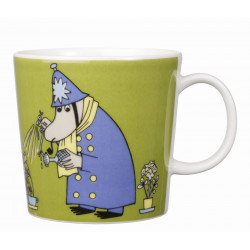 Moomin Mug Police Cief 0.3...