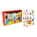 Pippi Longstockings Toys Christmas Advent Calendar