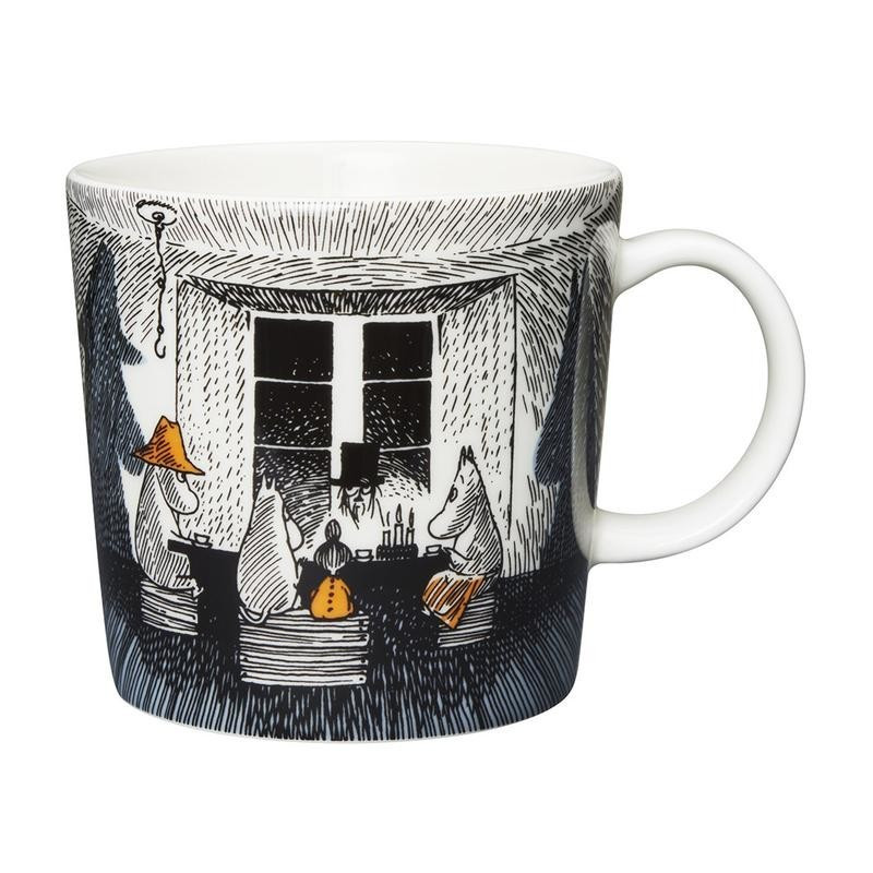Moomin Mug True to Its Origin 0.3 L Arabia