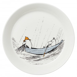 Moomin Plate True to Its...